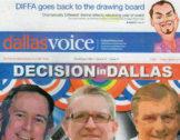 Steve Kemble Press, Dallas Voice