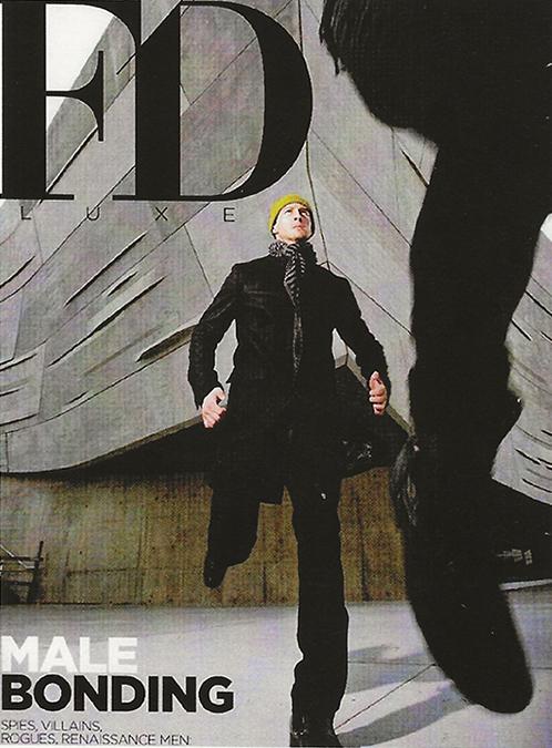 Steve Kemble Press, FD Magazine