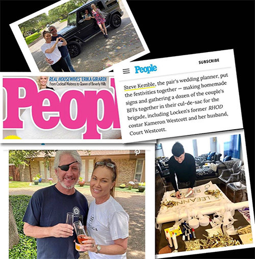 Steve Kemble Press, People Magazine