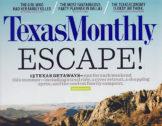 Steve Kemble Press, Texas Monthly Escape