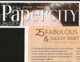 Steve Kemble Press, Paper City Magazine
