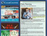 Steve Kemble Press, Clear Channel