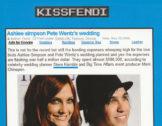Steve Kemble Press, Kiss Fendi
